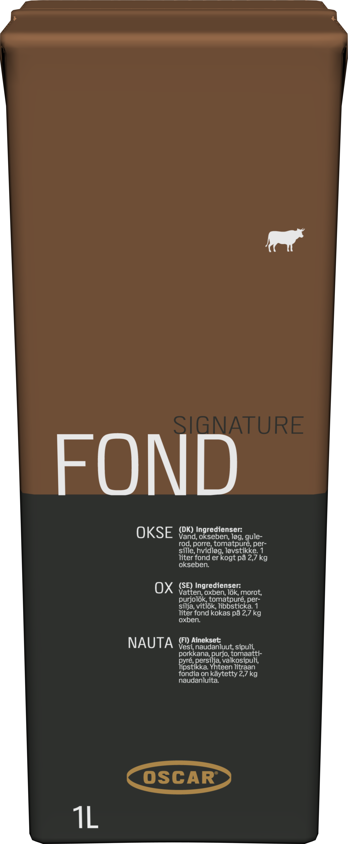 OXFOND SIGNATUR -Oscar